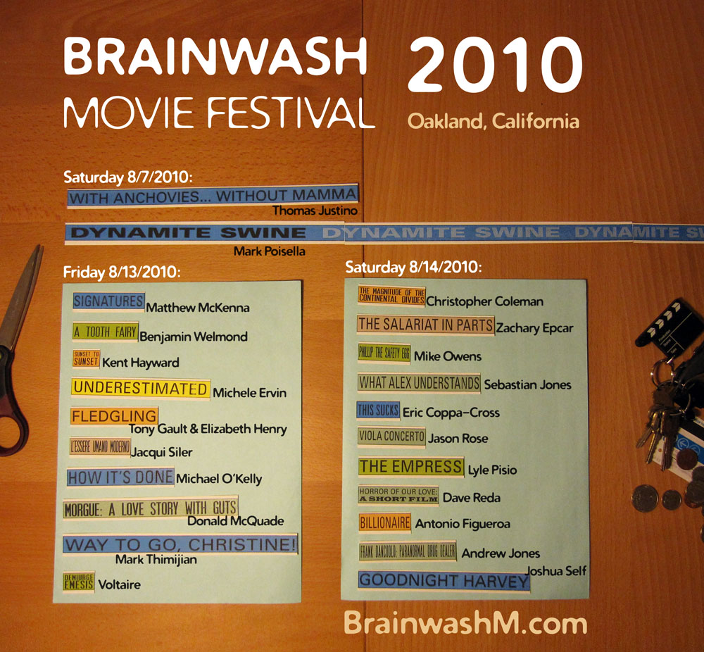 brainwash 2010 program